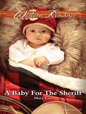 cover image of A Baby For the Sheriff