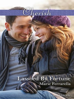 cover image of Lassoed by Fortune