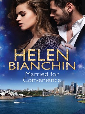 cover image of Married For Convenience--3 Book Box Set