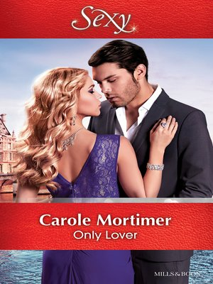 cover image of Only Lover