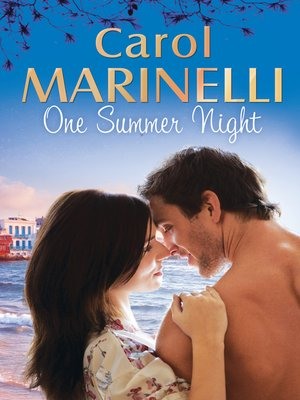 cover image of One Summer Night--3 Book Box Set