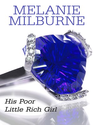 cover image of His Poor Little Rich Girl