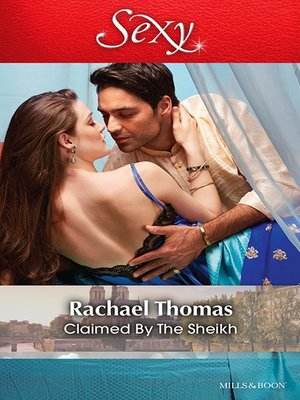 cover image of Claimed by the Sheikh