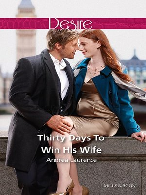 cover image of Thirty Days to Win His Wife