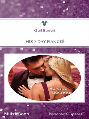 cover image of His 7-Day Fiancee