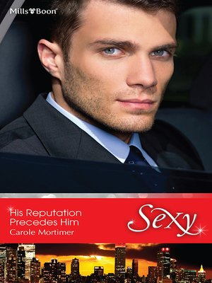 cover image of His Reputation Precedes Him