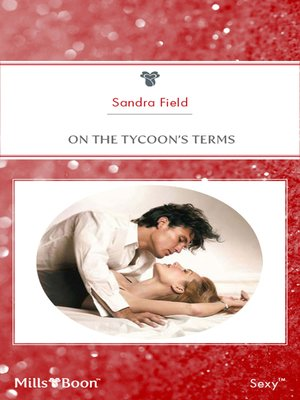 cover image of On the Tycoon's Terms