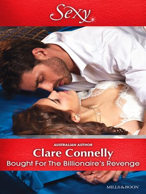 cover image of Bought For the Billionaire's Revenge