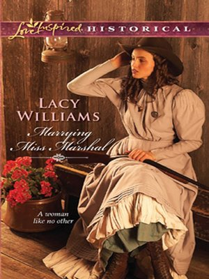 cover image of Marrying Miss Marshal