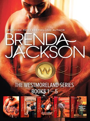 cover image of The Westmoreland Series Volume 1--5 Book Box Set