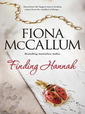 cover image of Finding Hannah