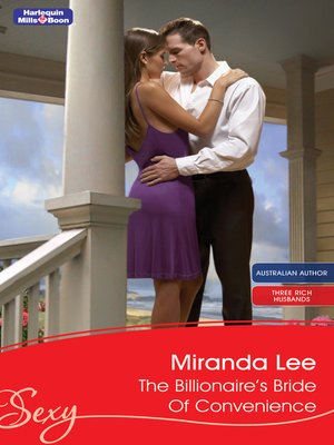 Billionaire's Bride of Innocence by Miranda Lee · OverDrive (Rakuten