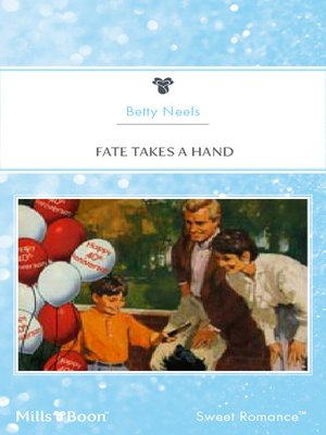 cover image of Fate Takes A Hand