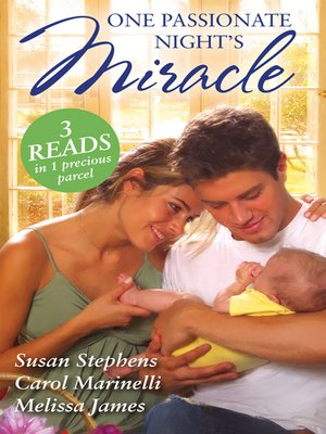 cover image of One Passionate Night's Miracle--3 Book Box Set
