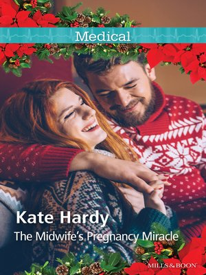 cover image of The Midwife's Pregnancy Miracle