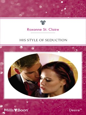 His style of seduction by roxanne st claire overdrive rakuten his style of seduction roxanne fandeluxe Ebook collections