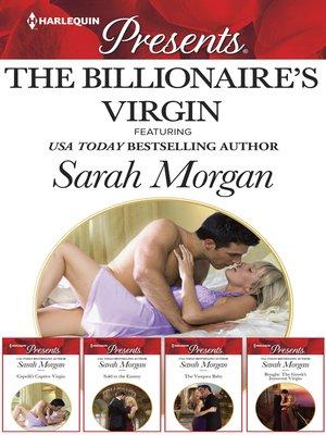 cover image of The Billionaire's Virgin Bundle--4 Book Box Set