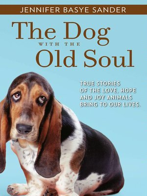 cover image of The Dog With the Old Soul
