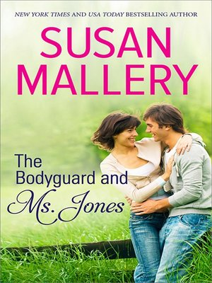 cover image of The Bodyguard & Ms. Jones