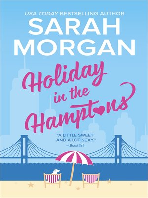 cover image of Holiday In the Hamptons