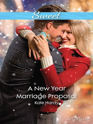 cover image of A New Year Marriage Proposal