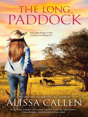 cover image of The Long Paddock (A Woodlea Novel, #1)