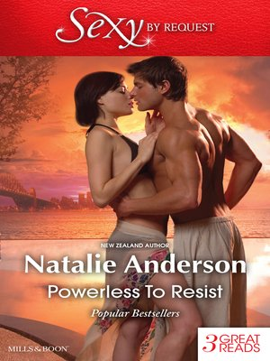cover image of Powerless to Resist/Bought