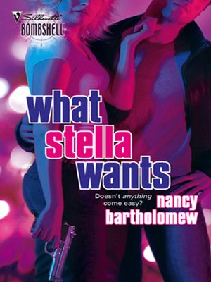 cover image of What Stella Wants