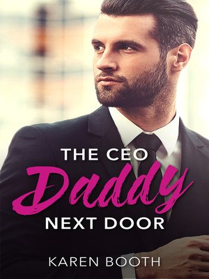 cover image of The Ceo Daddy Next Door