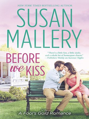 cover image of Before We Kiss