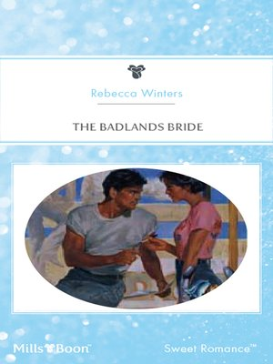 cover image of The Badlands Bride