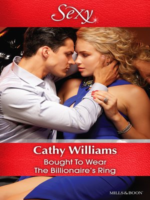cover image of Bought to Wear the Billionaire's Ring