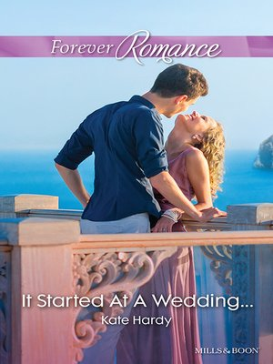 cover image of It Started At a Wedding...