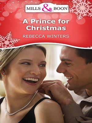 cover image of A Prince For Christmas