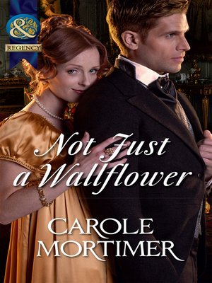 cover image of Not Just a Wallflower