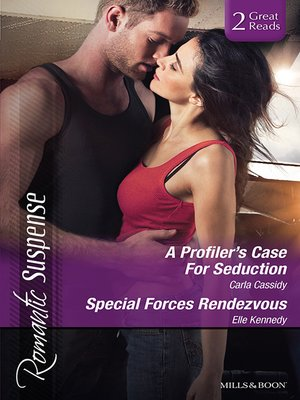 cover image of A Profiler's Case For Seduction/Special Forces Rendezvous