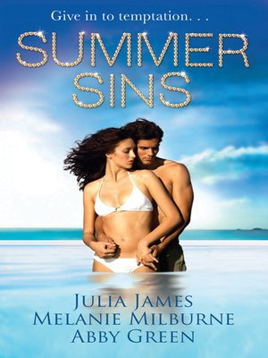 cover image of Summer Sins--3 Book Box Set