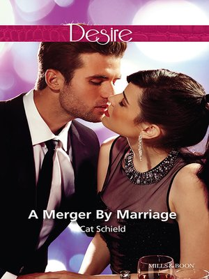 cover image of A Merger by Marriage
