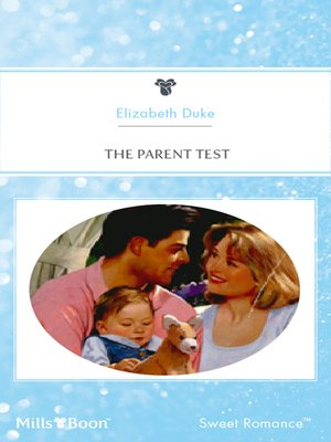 cover image of The Parent Test
