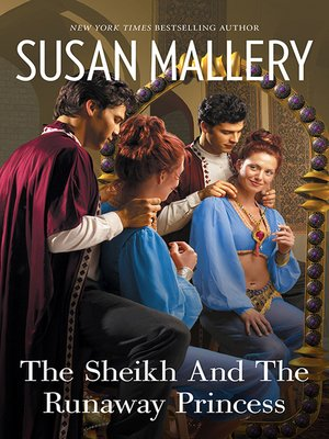 cover image of The Sheik and the Runaway Princess