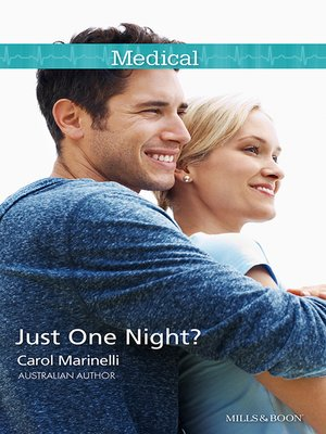 cover image of Just One Night?