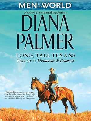 cover image of Long, Tall Texans Volume 5--2 Book Box Set