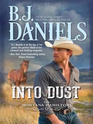 cover image of Into Dust