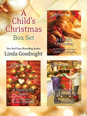 cover image of A Child's Christmas--3 Book Box Set