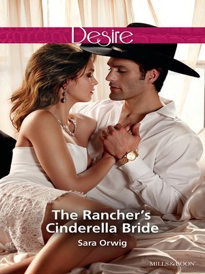 cover image of The Rancher's Cinderella Bride