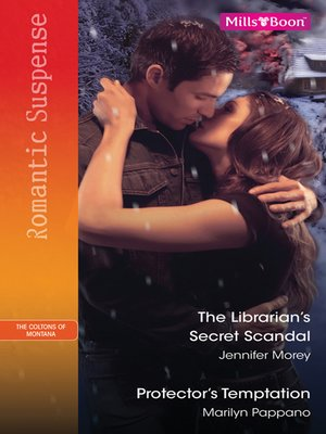 cover image of The Librarian's Secret Scandal/Protector's Temptation