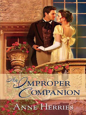 cover image of An Improper Companion
