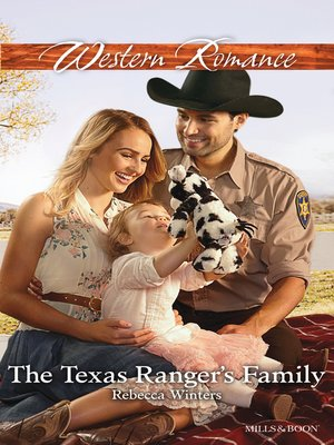 cover image of The Texas Ranger's Family