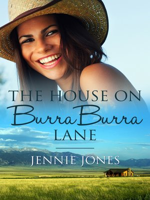 cover image of The House On Burra Burra Lane
