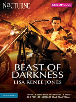 cover image of Beast Of Darkness